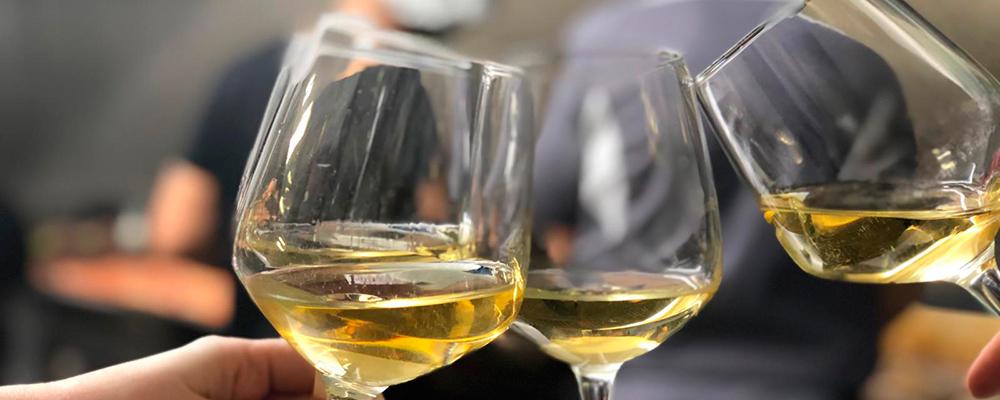 Marisqueria Gil's, vins