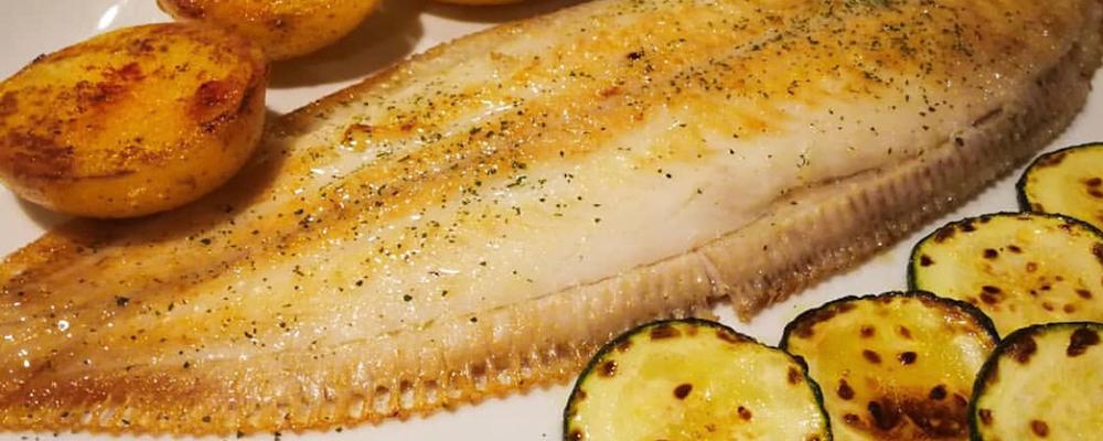 Marisqueria Gil's, peix